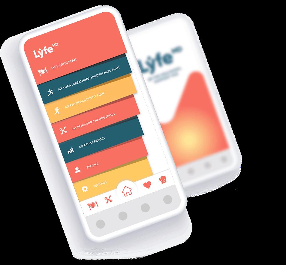 LyfeMD application