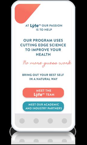LyfeMD mobile application